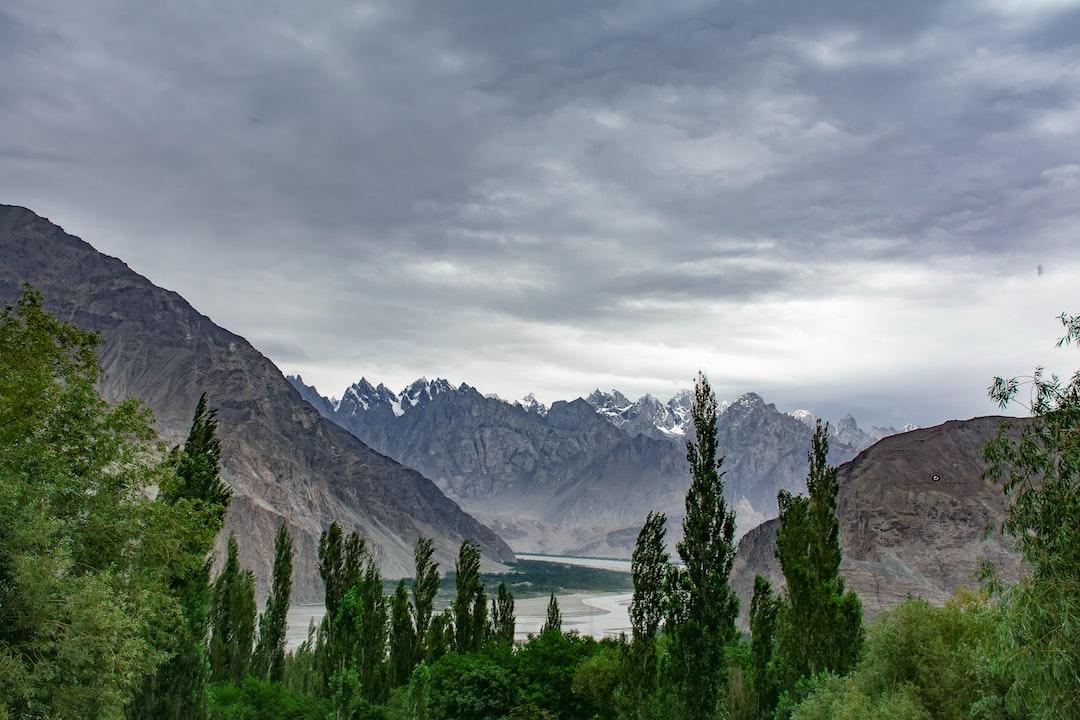 Khaplu, Dist Ghanchay, Gilgit-Baltistan, Pakistan