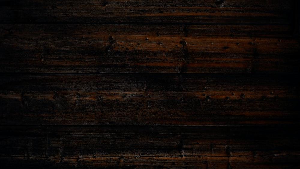 Brown Wood Plank Wallpaper
