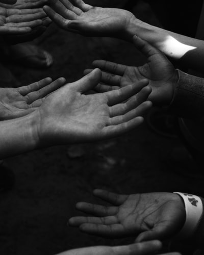 Over a year ago I took this photo from a place I loved, but basically was shunned from for really no reason. These hands are held out to catch someone in a trust fall. Its about trusting the right people, not everyone. I've learned since then, then I thought I could trust certain people but as you could tell, trusting is hard. This has been in my college's new media showcase during an art event. Photography isn't my strongest suit, illustration is, but I do enjoy capturing moments that made me happy, I hope you like it too.