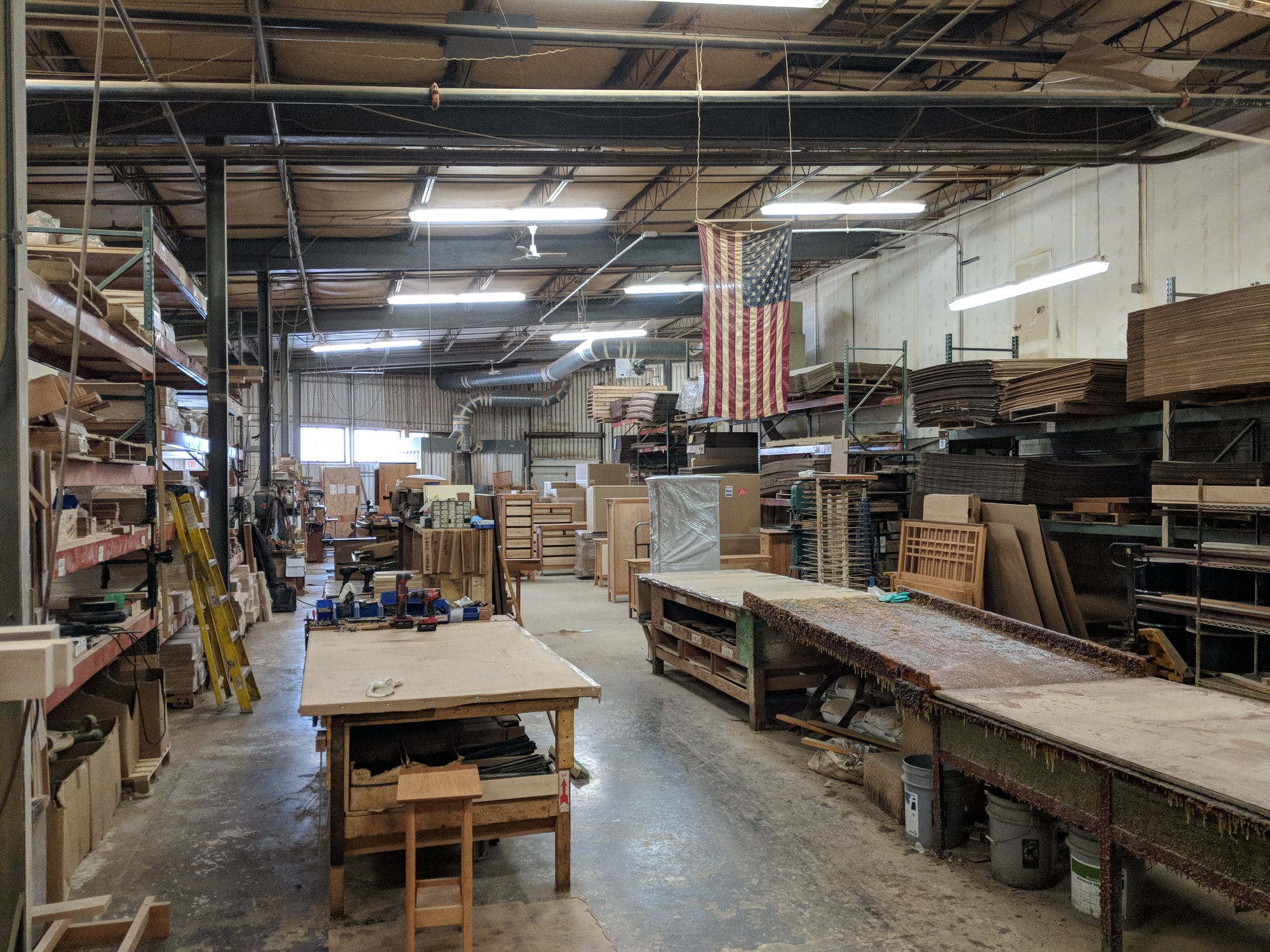Home Office Project: Overkill Workbench Series Part 1