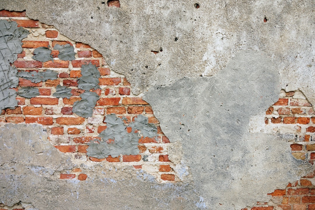 Another wall with bricks