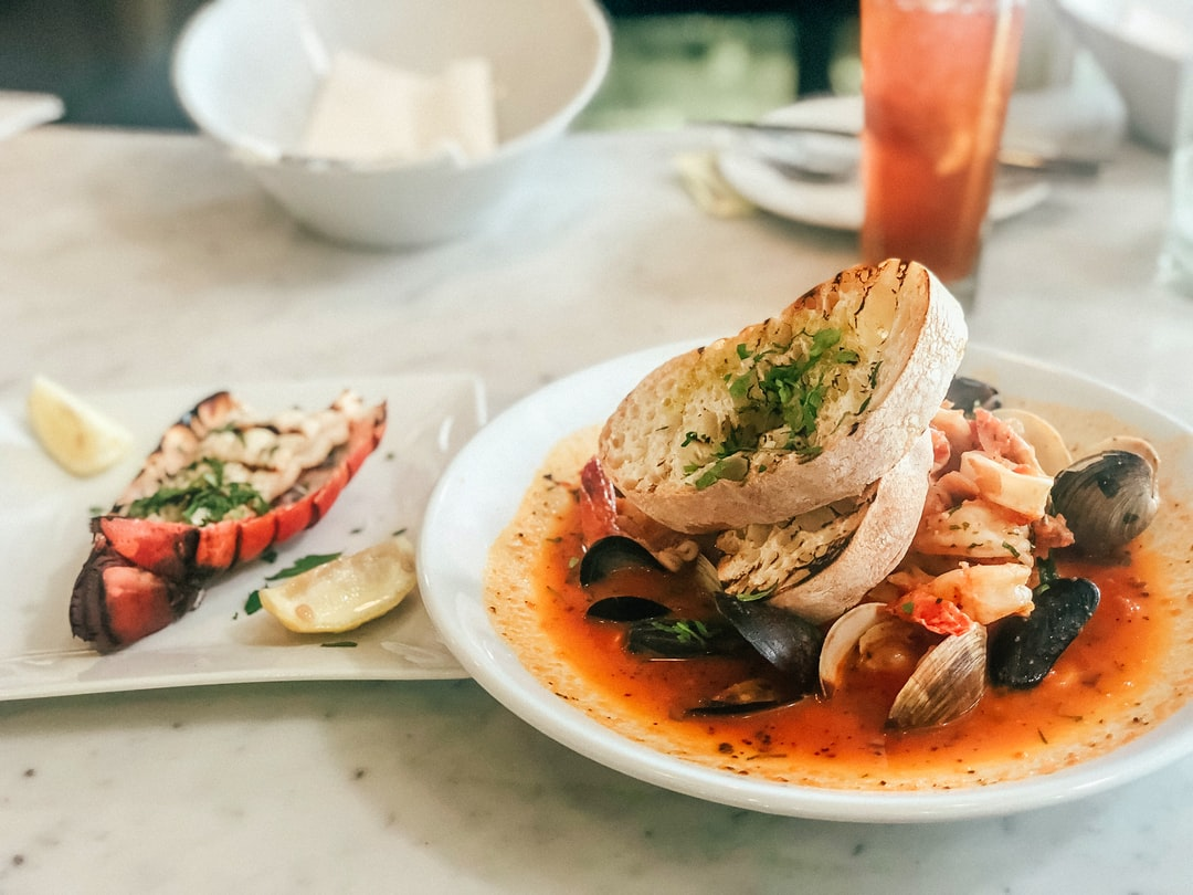 Love some seafood