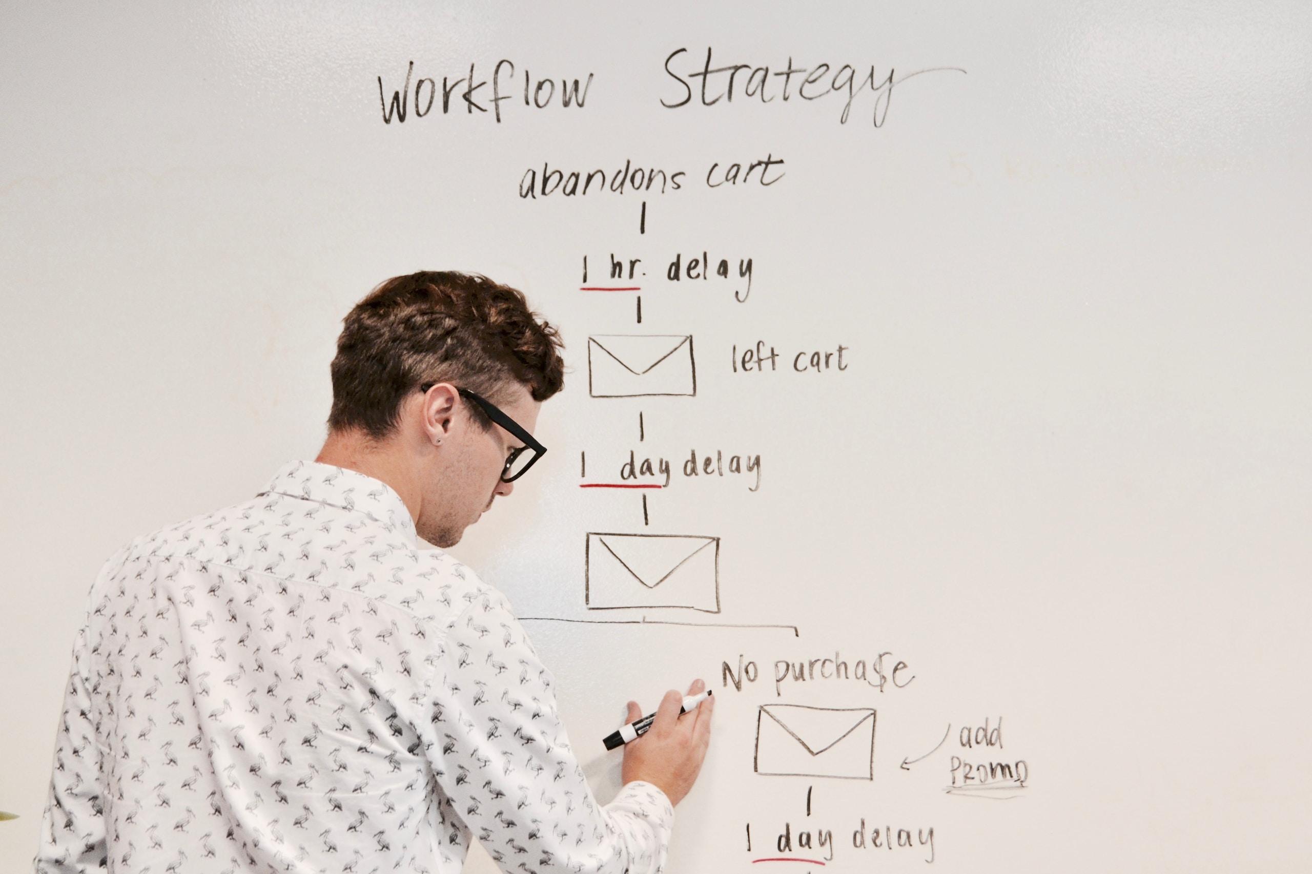 Wirtschaftsinformatiker unterstützen Marketing beim Aufbau von Workflows und Salesfunnel