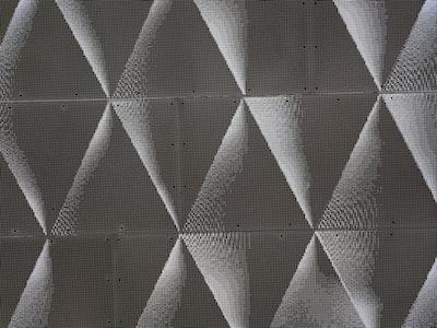 black digital wallpaper geometric teams background