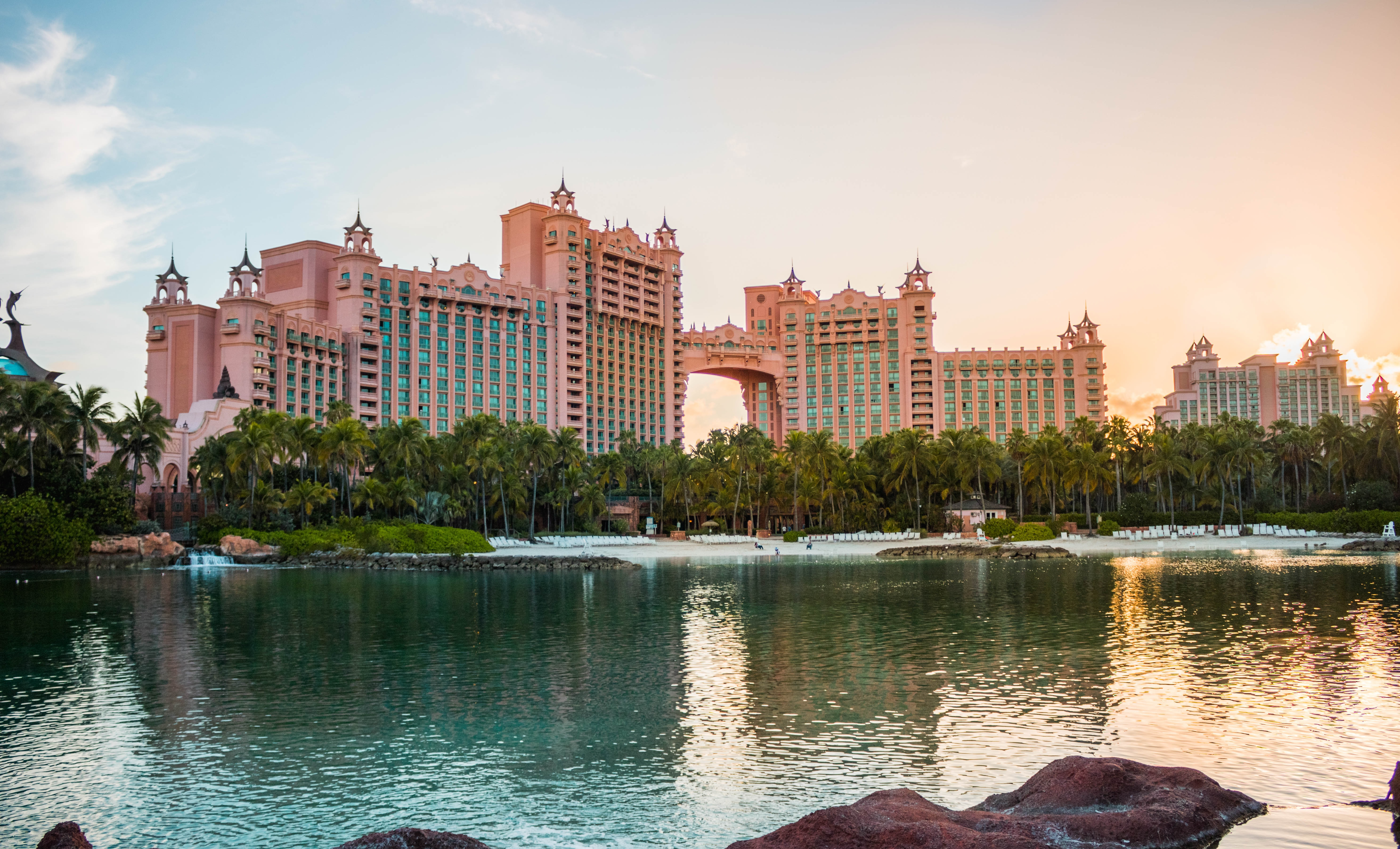 The Palm Atlantis Hotel - Places to Visit in Dubai