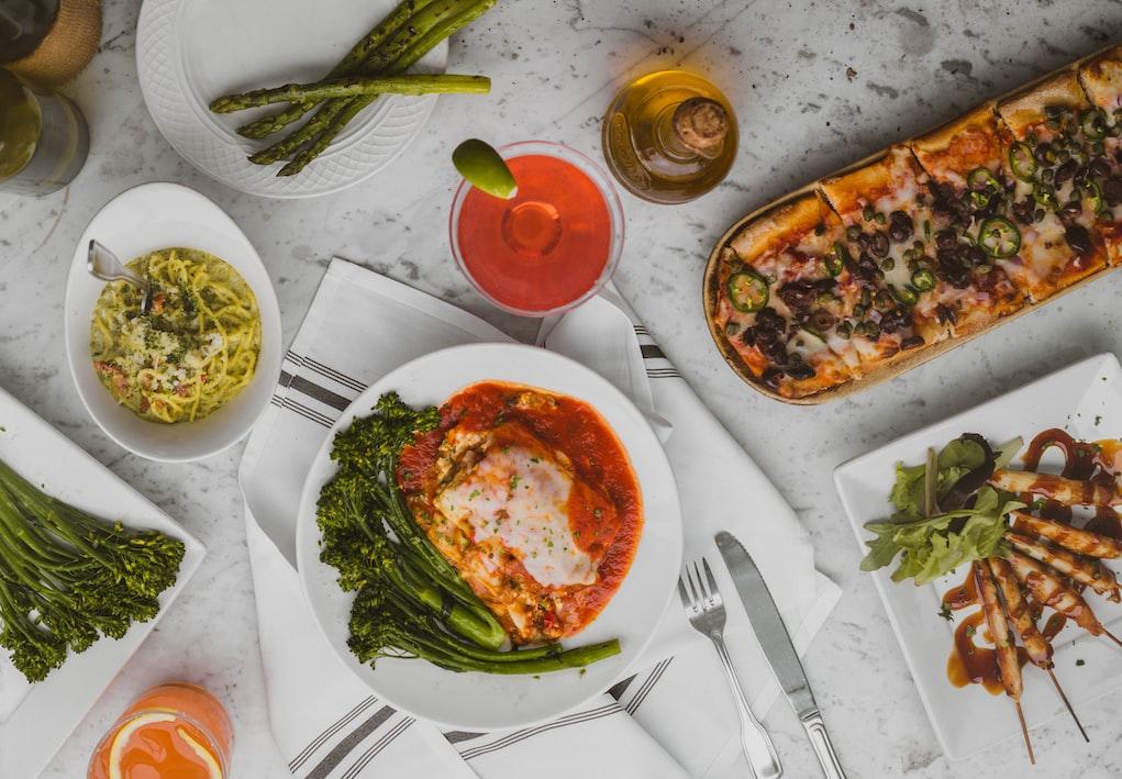 Impressie eten in Canale di Tenno, ontdek de 5 mooiste plaatsen van het Gardameer