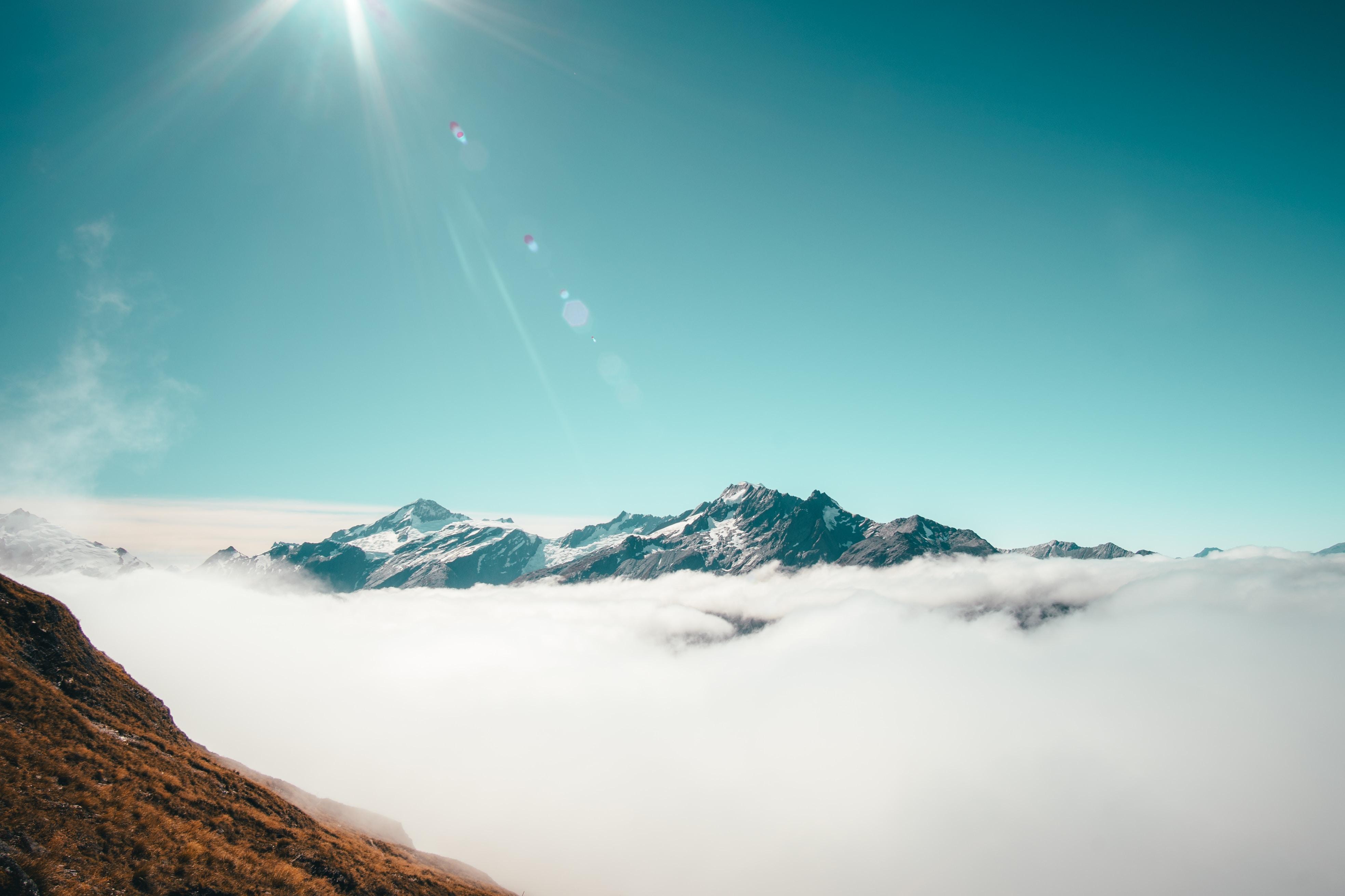 Himalayan mountains during daytime