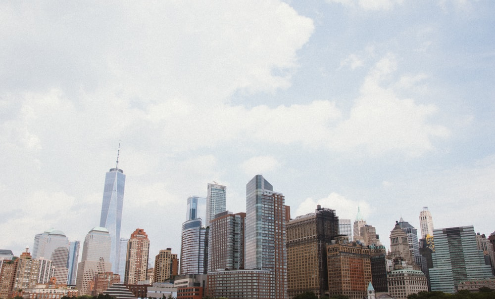 city skyline during daytime