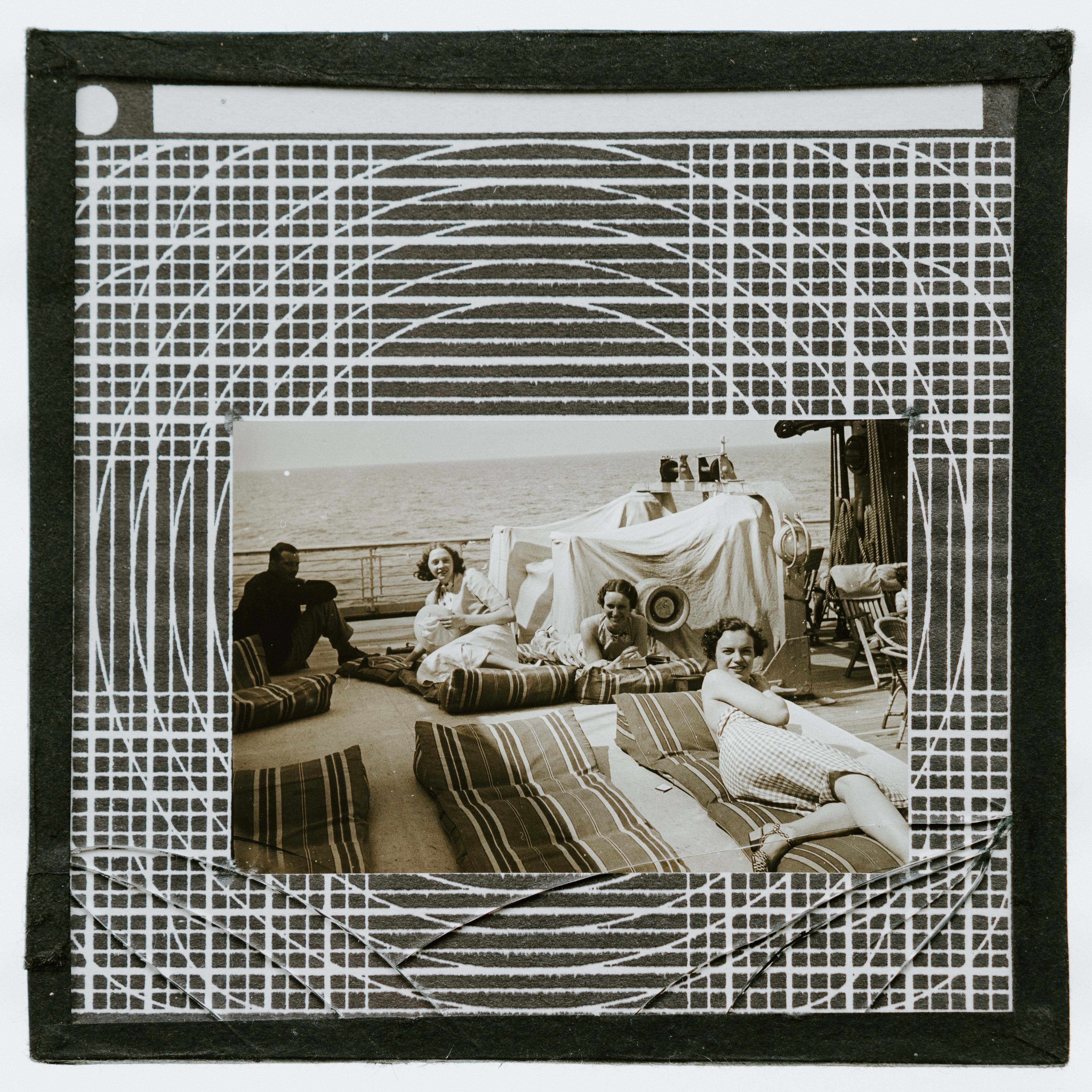 woman lying on gray bed