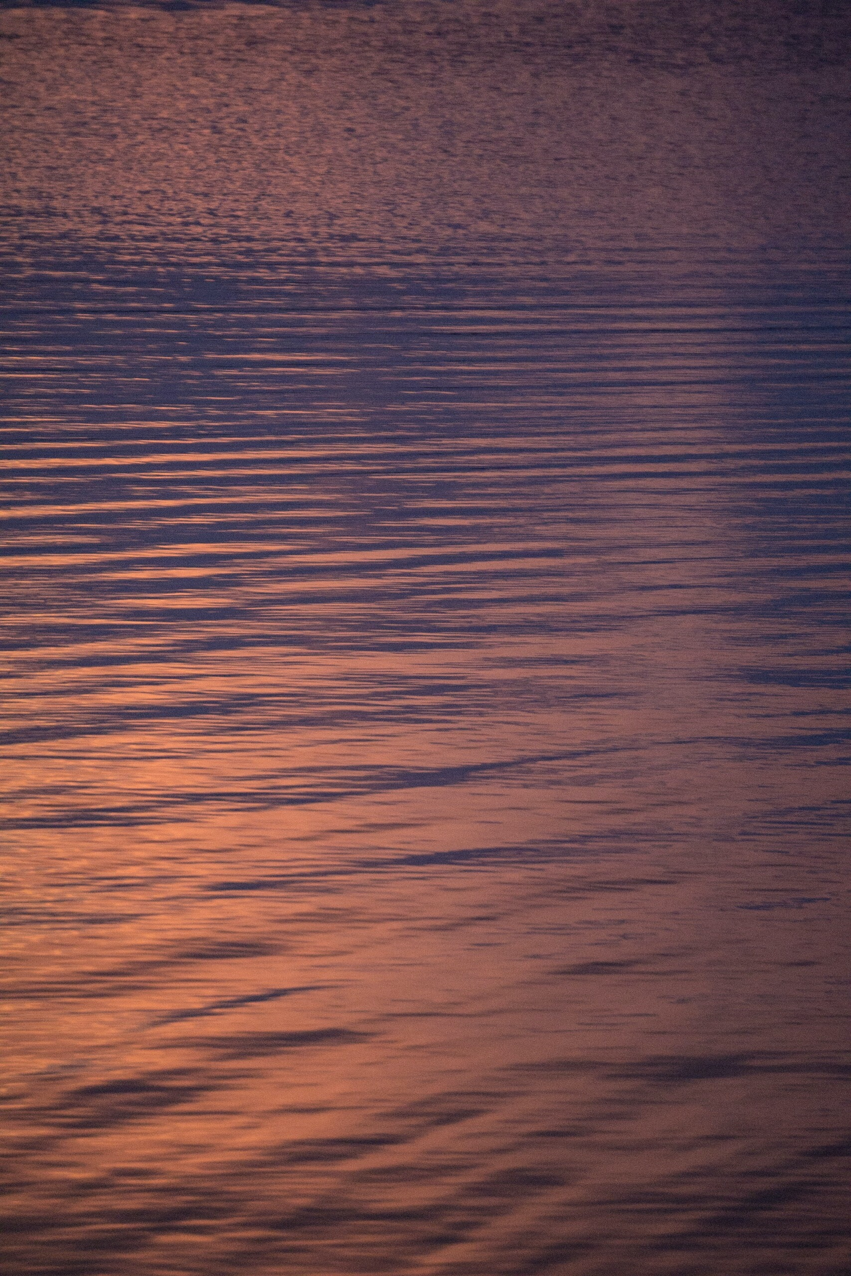 body of water at golden hour