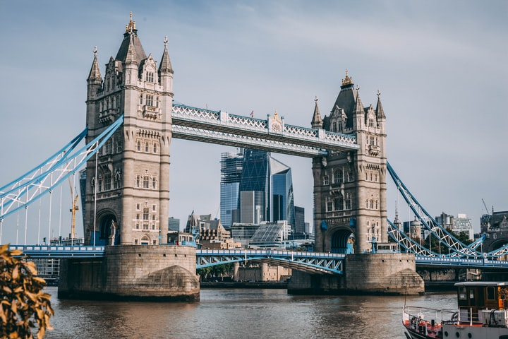 Tourist Places to Visit in London