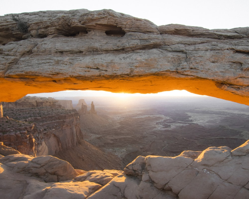 photo of Arch National Park