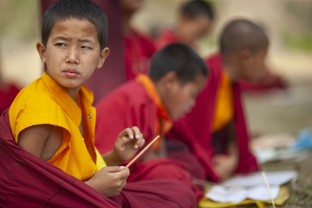 student's learning in Bhutan
