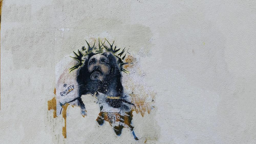 Christ painting