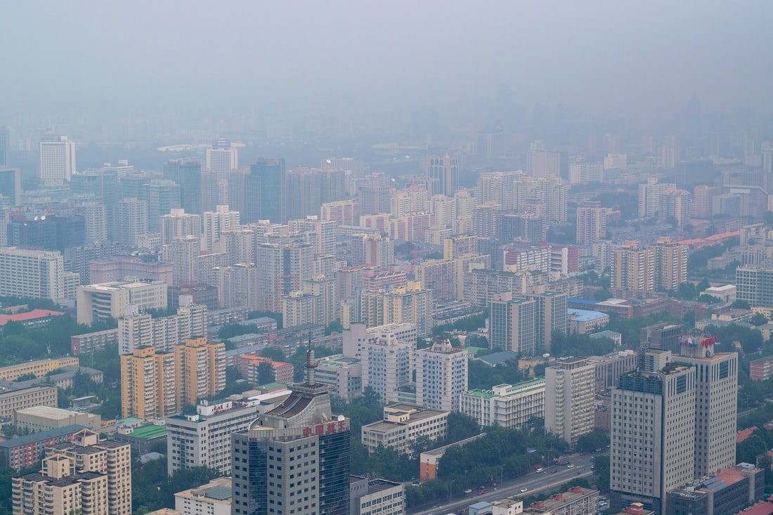 Pékin pollution