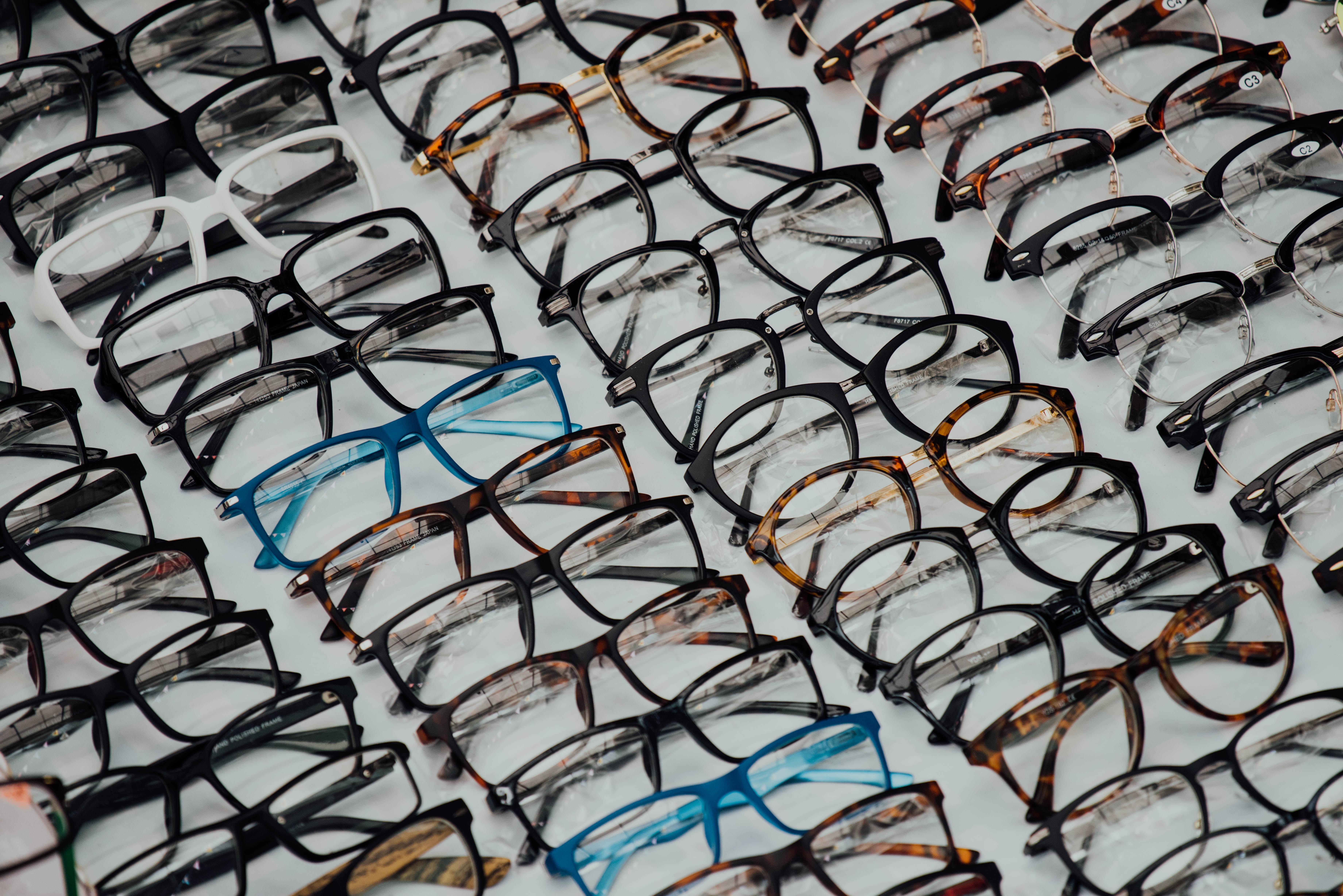 eyeglasses lot