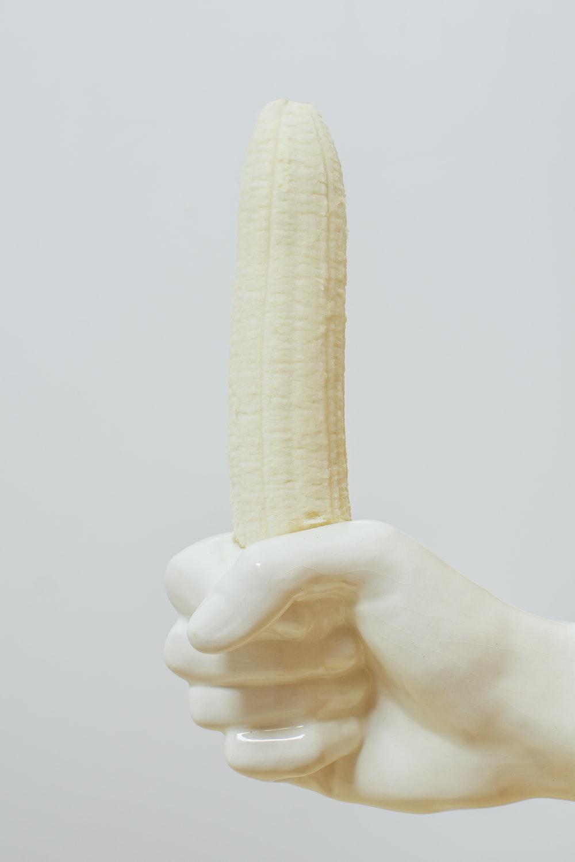 right hand ceramic figurine