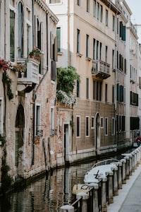 Mediterrán városkép