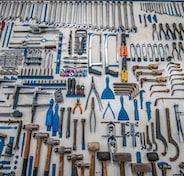 handheld tool lot