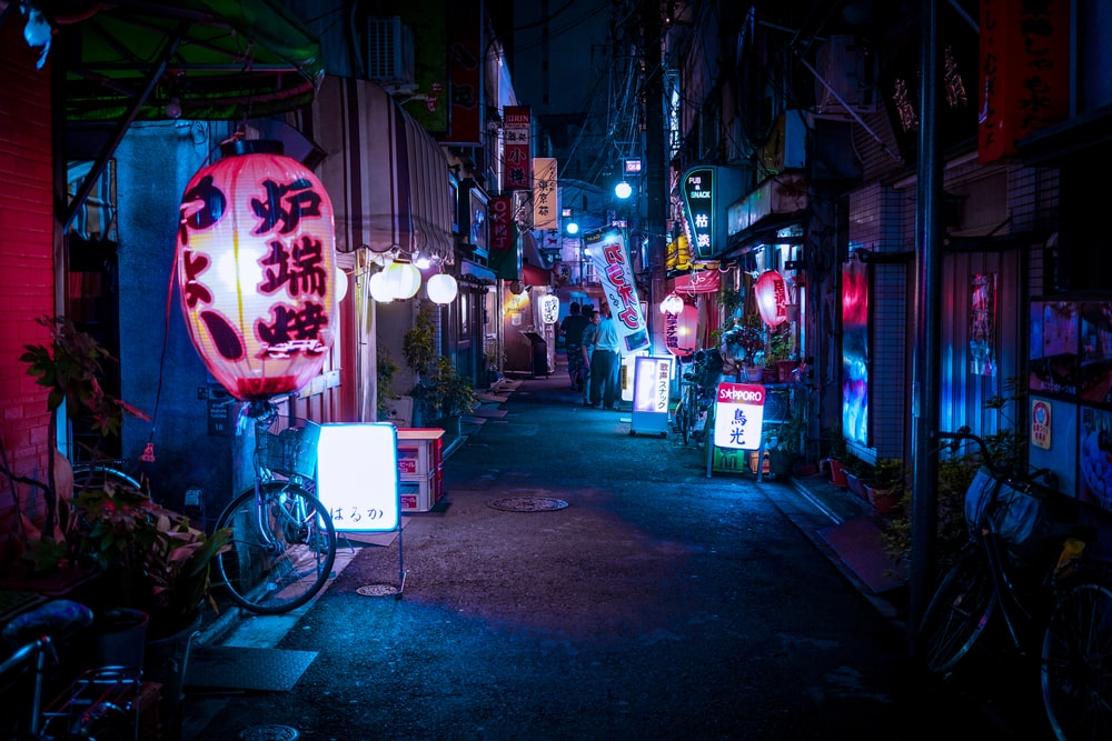 Neon Japan Pictures Download Free Images On Unsplash Download aesthetic tokyo 4k wallpaper for your desktop, tablet or mobile device. neon japan pictures download free