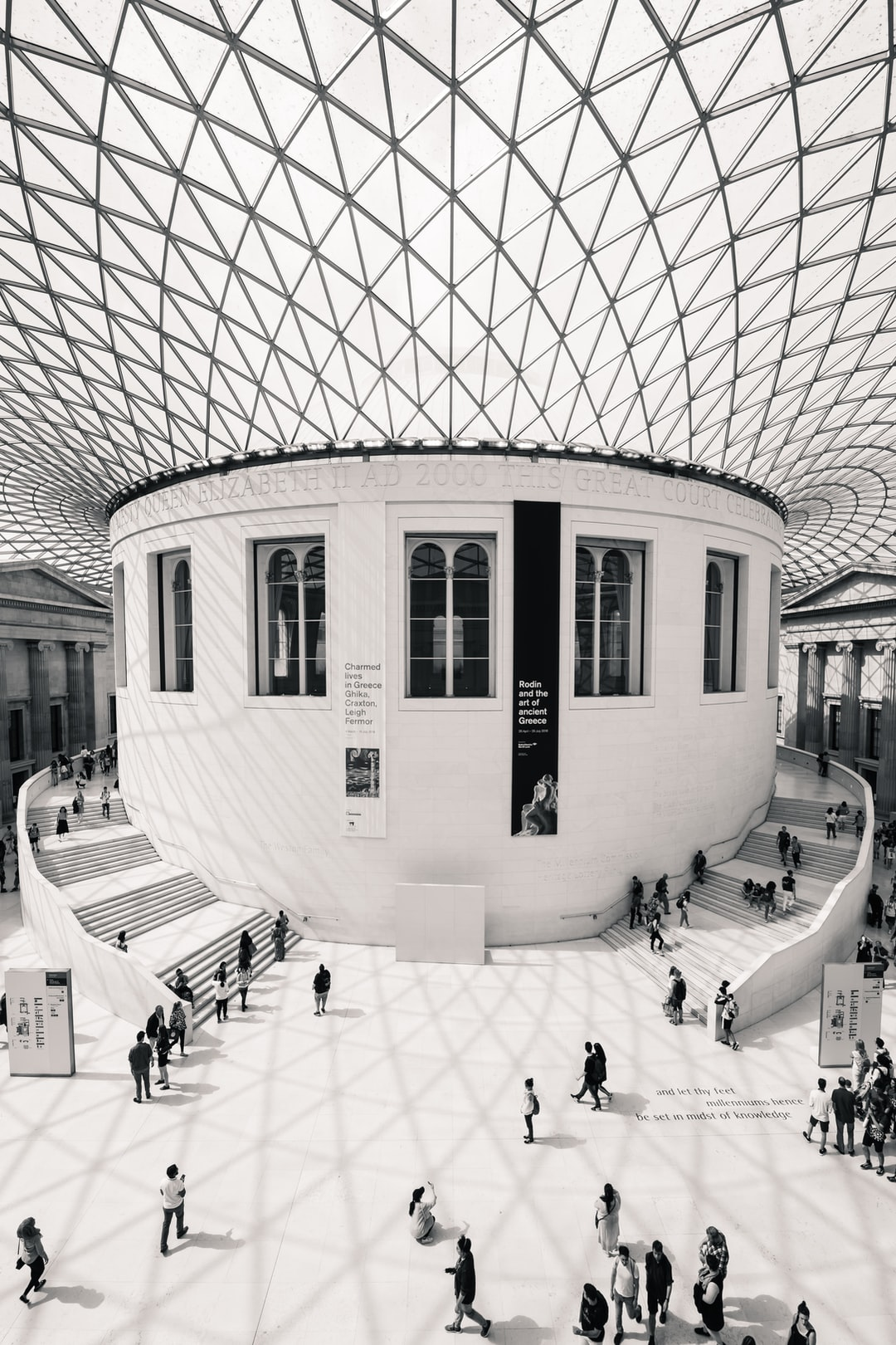 Little stop in at the British Museum // London