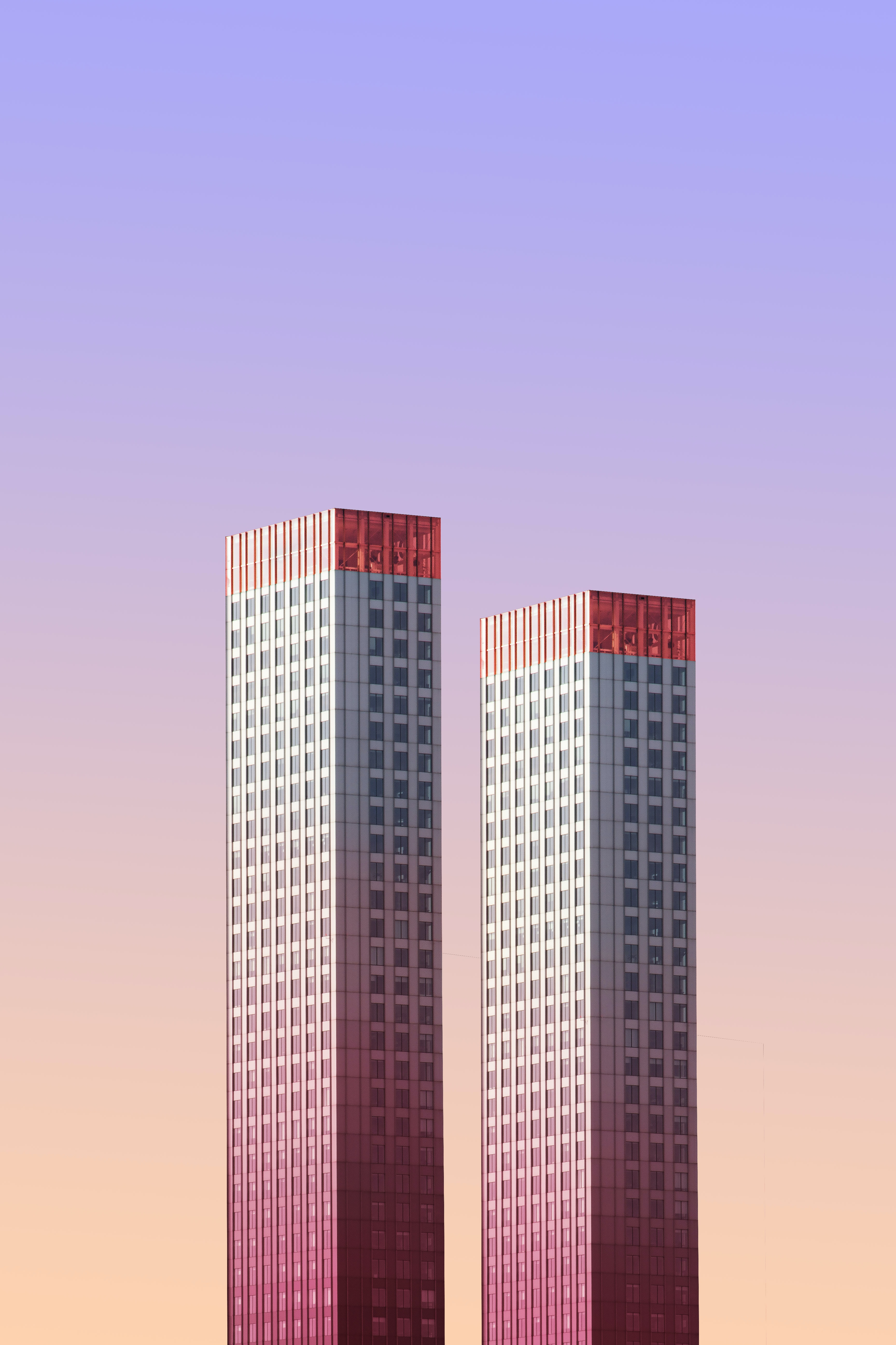 high rise buildings