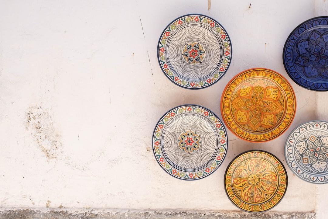 Ceramics, Essaouira