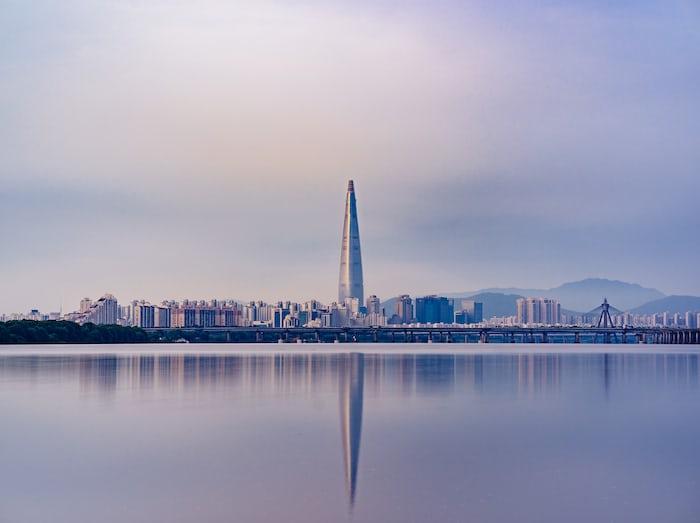 Kota pelajar di Asia - Korea Selatan