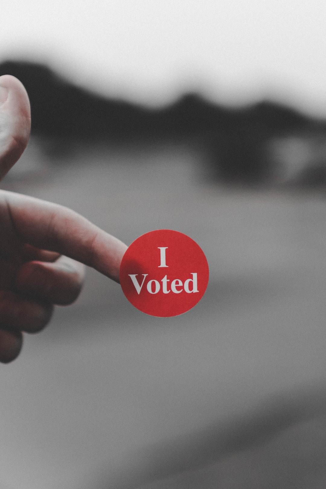 AD: Vote!