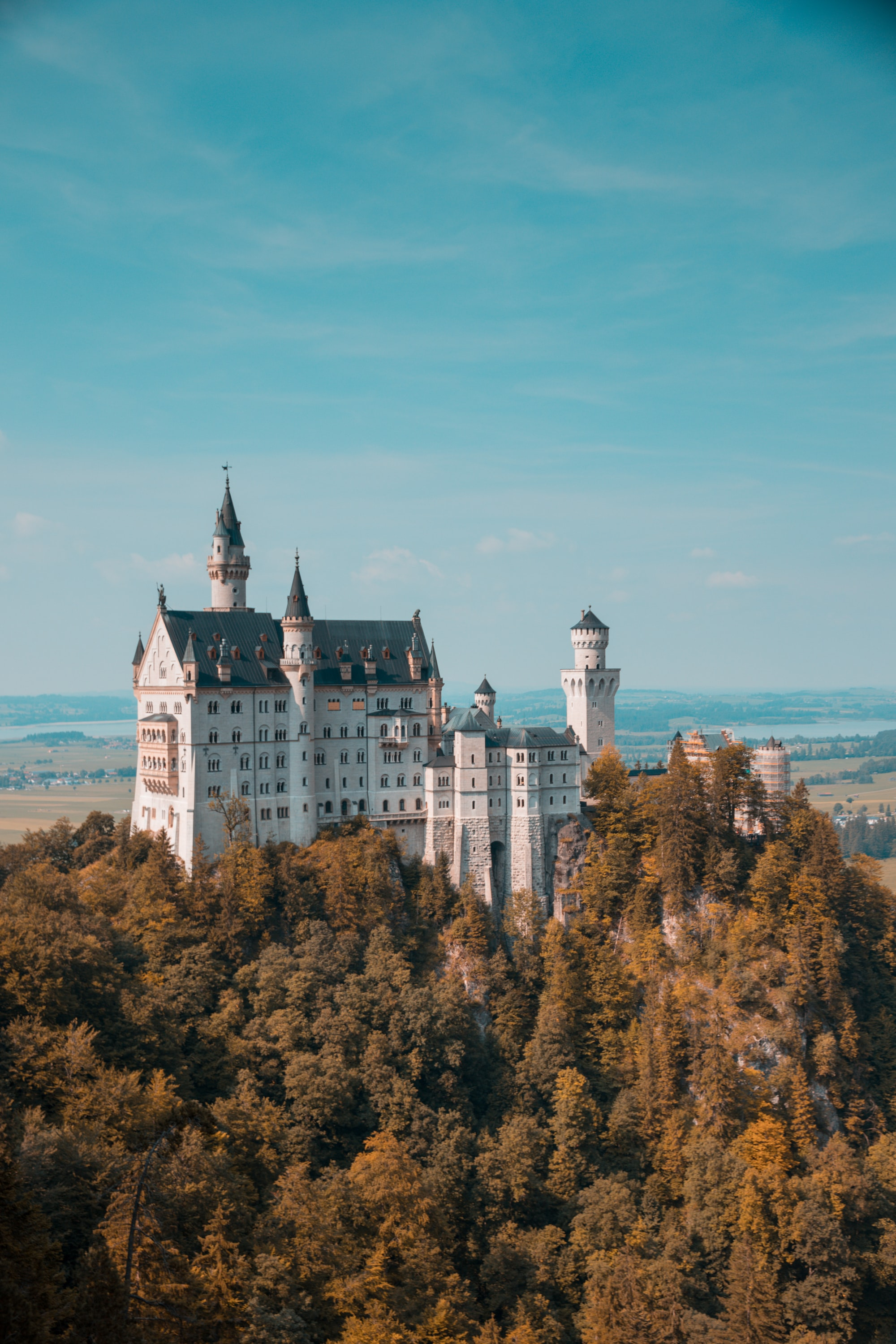 Three days of castle hopping in the land of beer, Bavaria