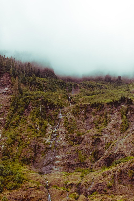 waterfalls landscape photo
