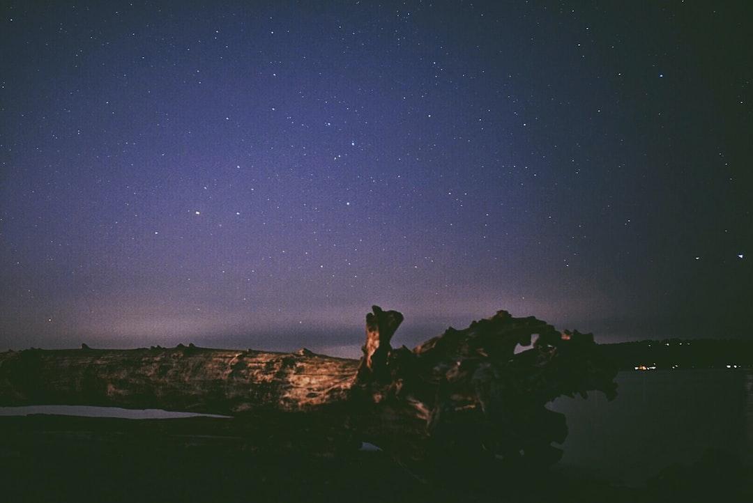 The land of night