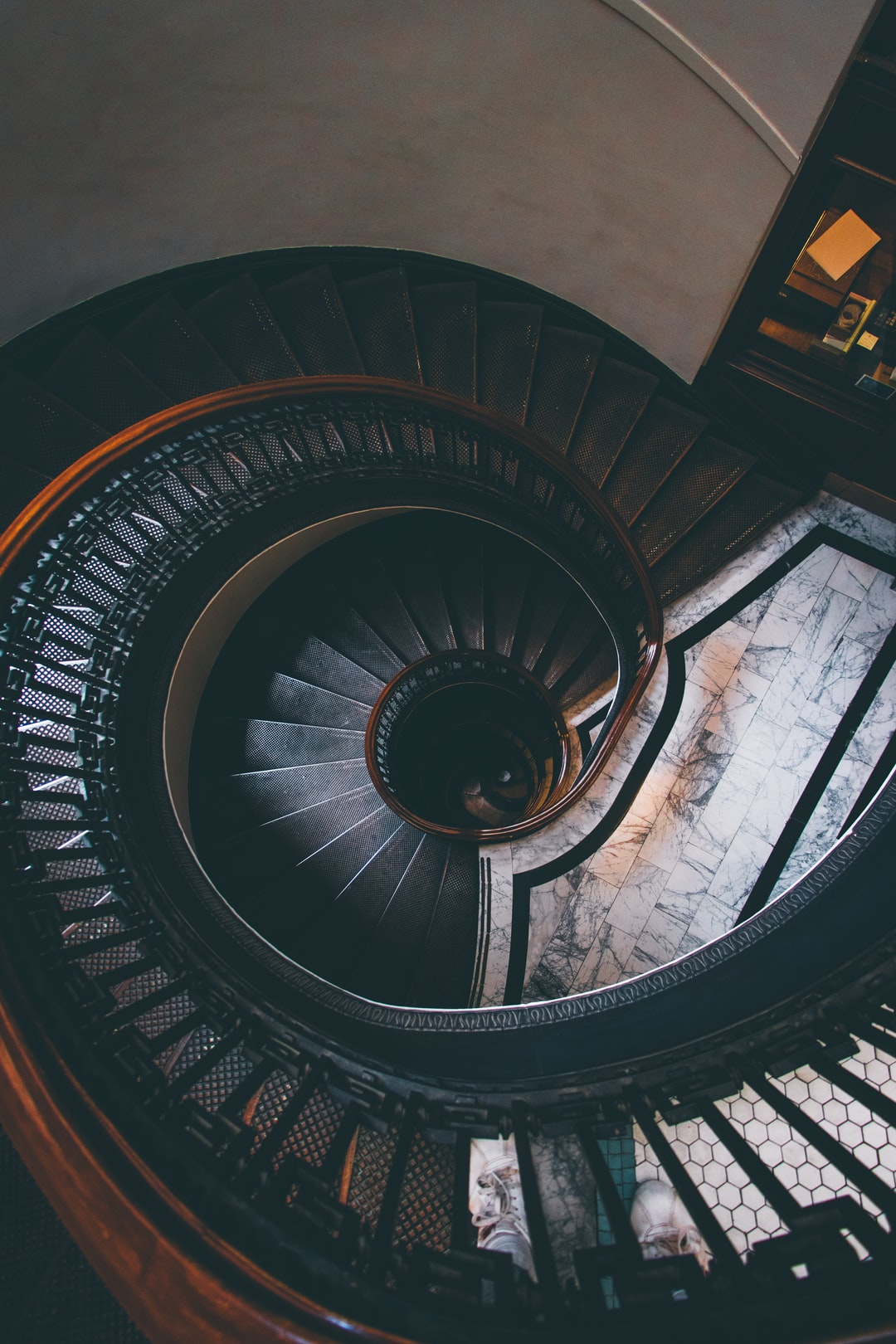 Spiral of Stairs