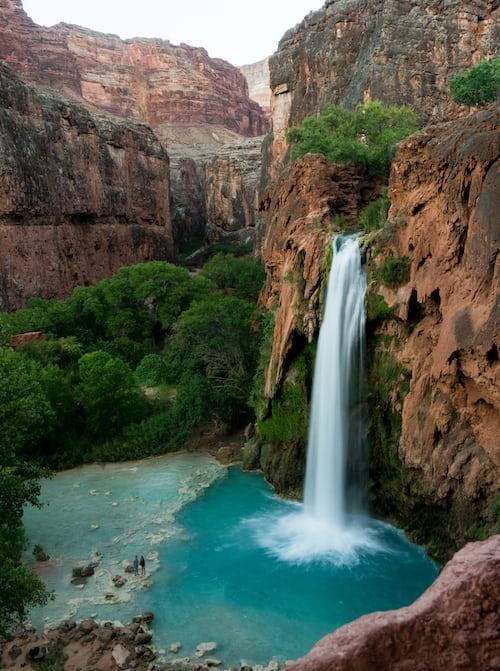 High Diyaluma Falls