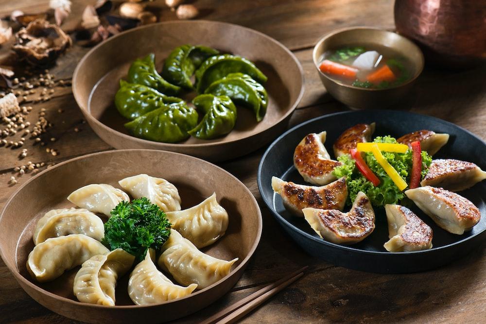 dumpling dishes