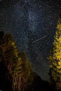 A Comet among Meteors poem stories