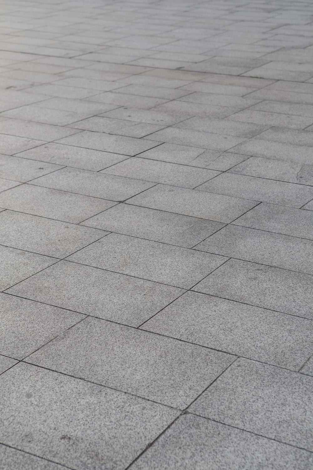photo of gray floor tiles