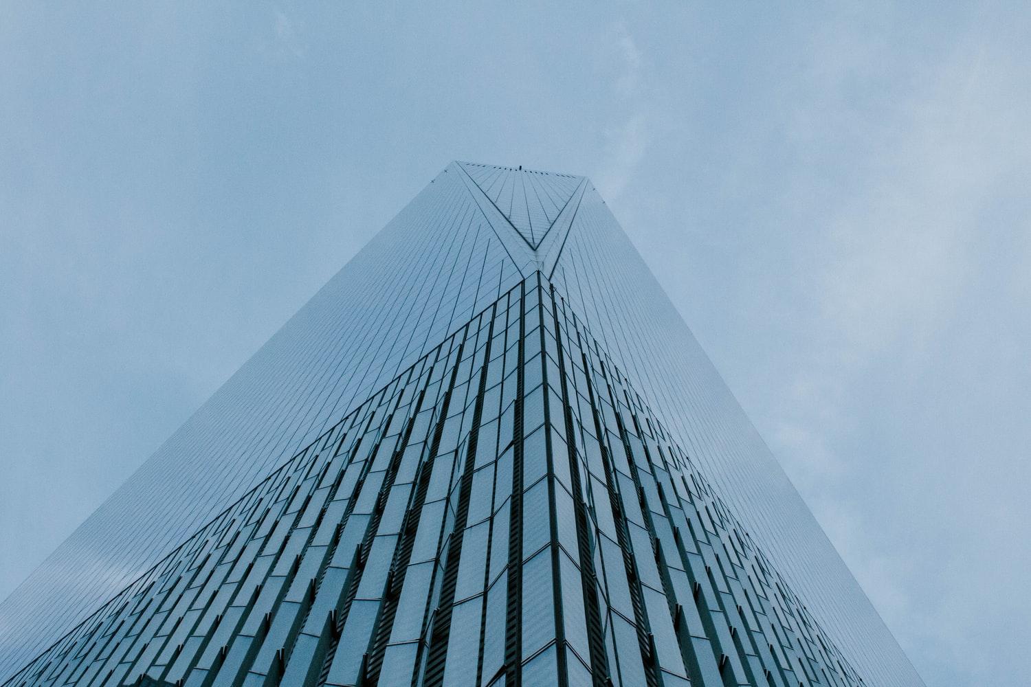 Freedom Tower from Below
