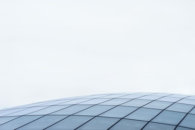 gray glass roof modern teams background