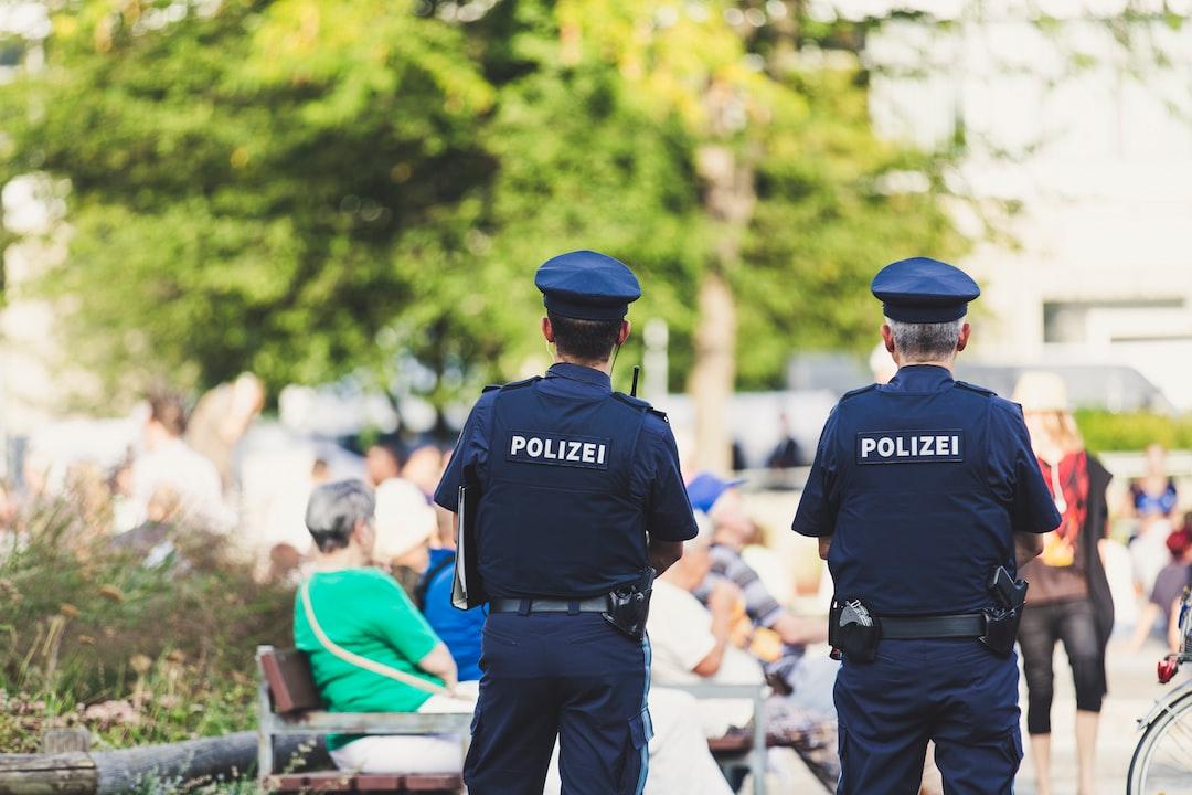 scheming officer