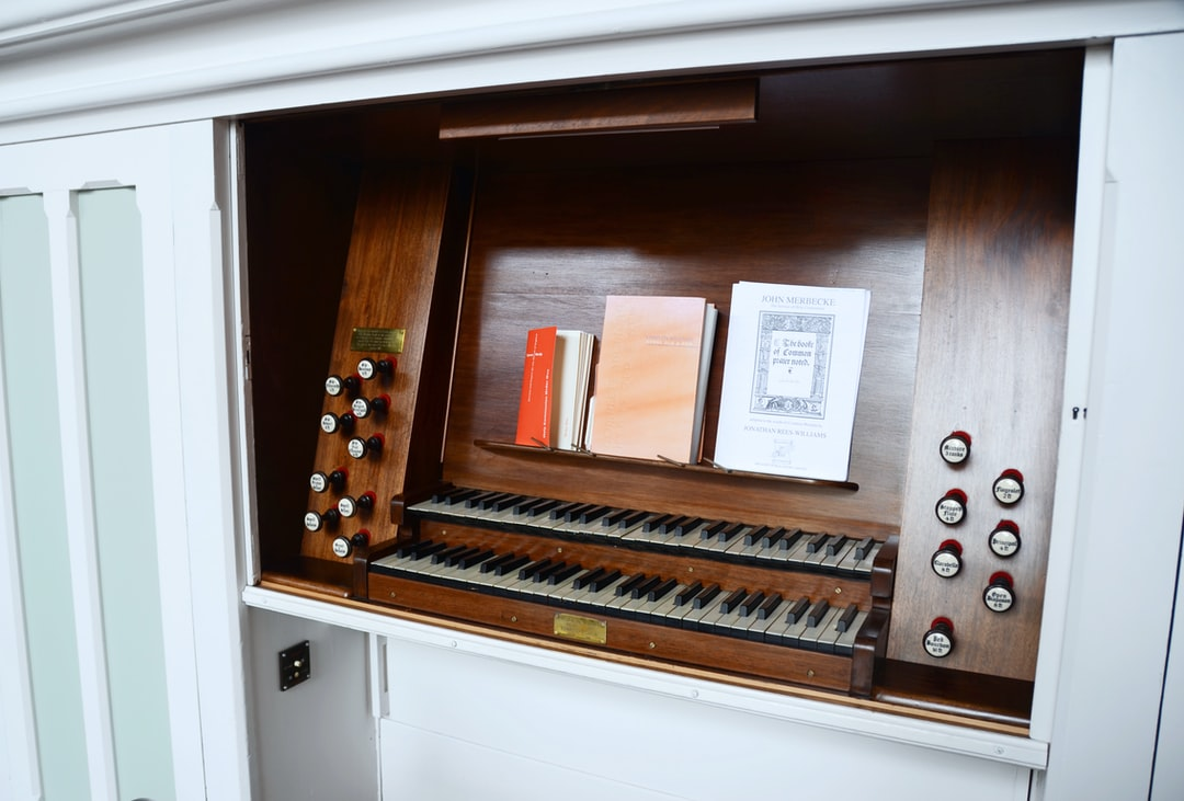 I really like the organ (when it's played well!) and find it was takes me to a quiet and reflective place. It now plays a prominent place in the liturgy of services.