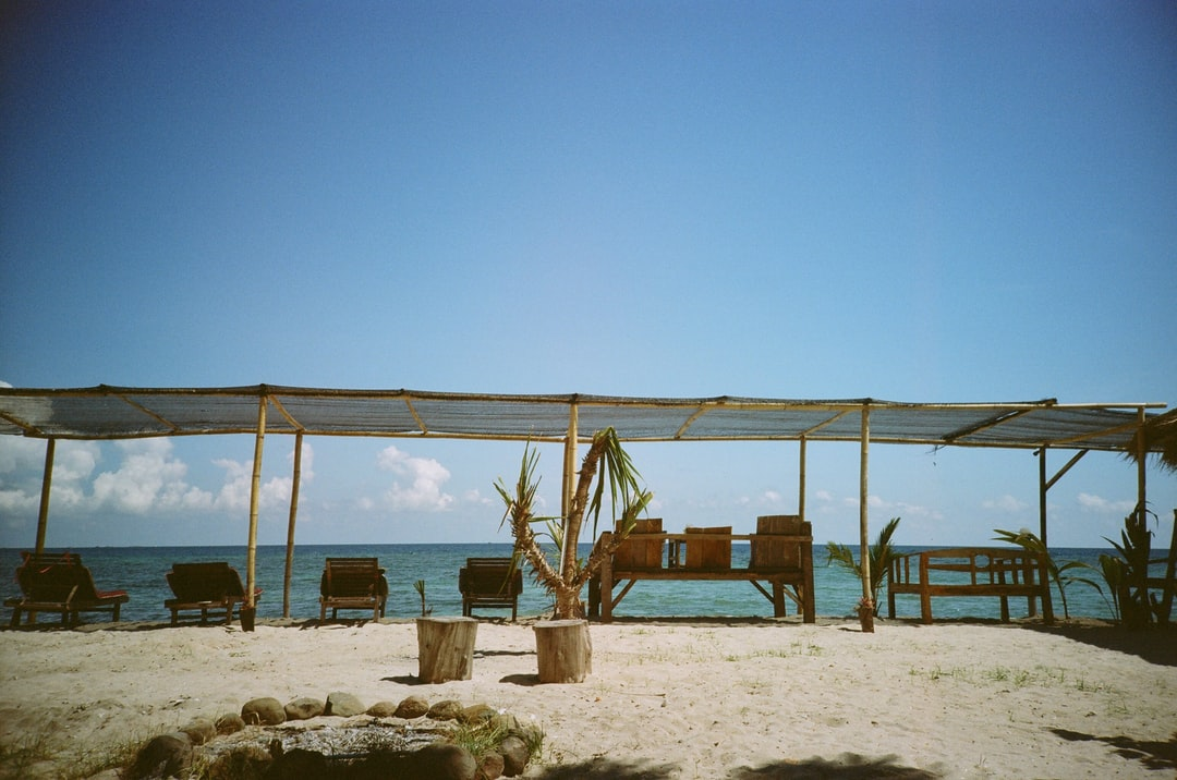 We love Gili Air for it's calmness and atmosphere of loneliness you can jump in.