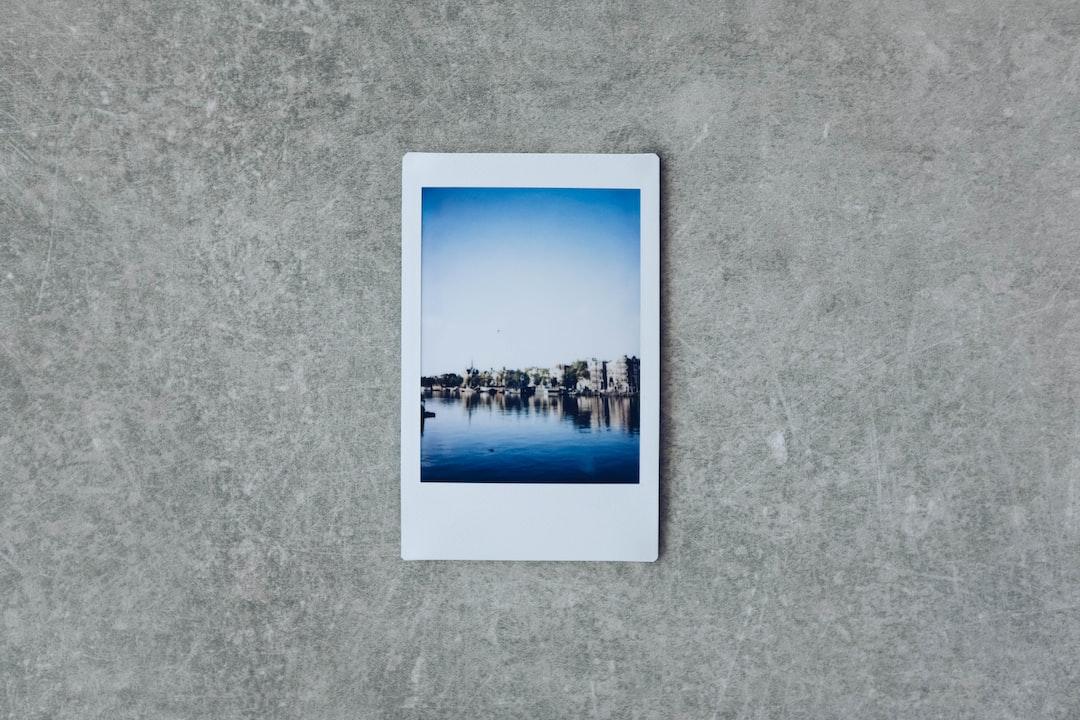 Alicia's Polaroid