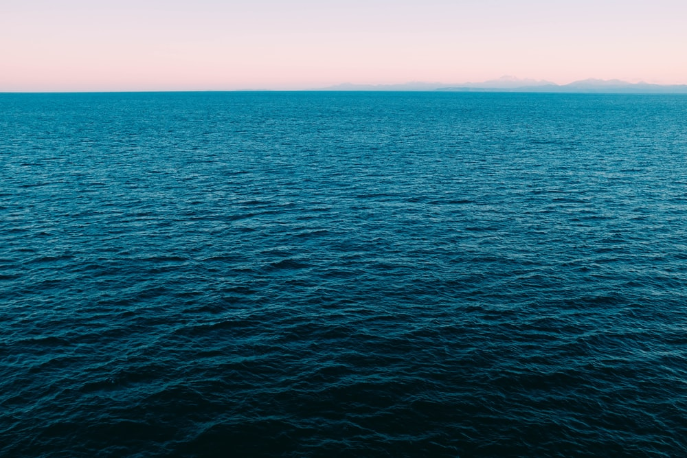 blue sea during daytime