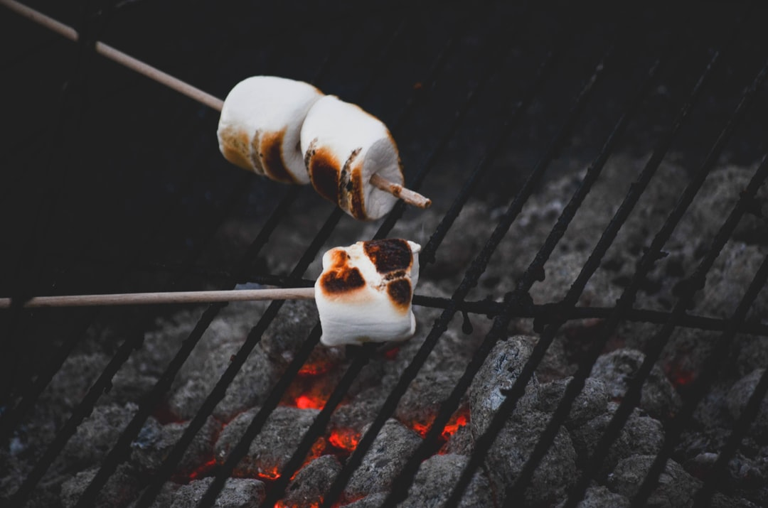 Sitting around the campfire and eating marshmallows is wonderful!  visit my page to view this post! https://celinarohrbach.ch  follow me on instagram to view more posts like this @celinarohrbach