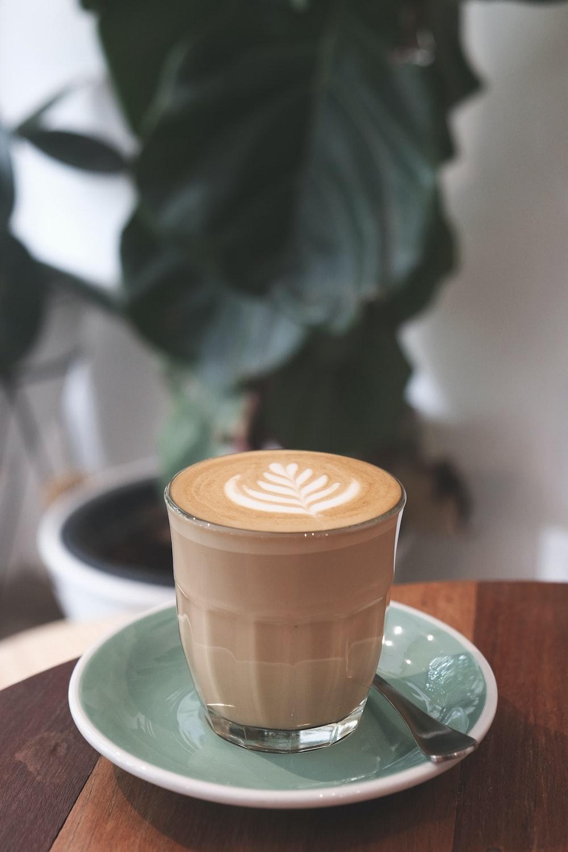 cafe latte art work
