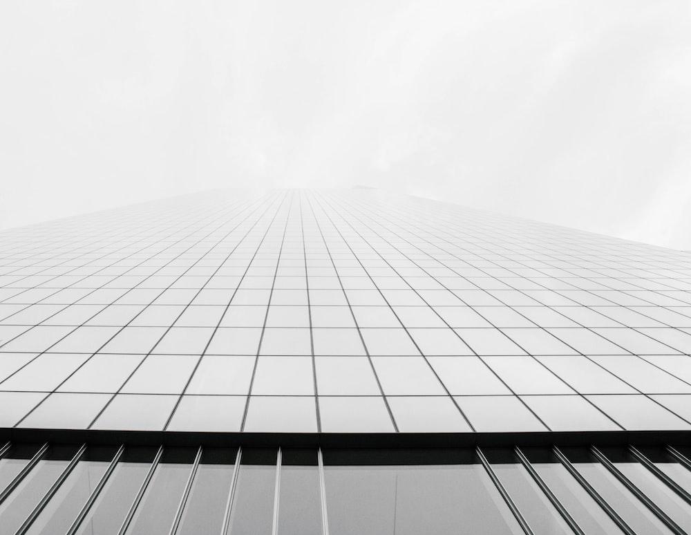 architectural photograph of concrete structure