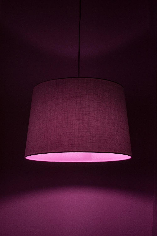 dim pendant lamp