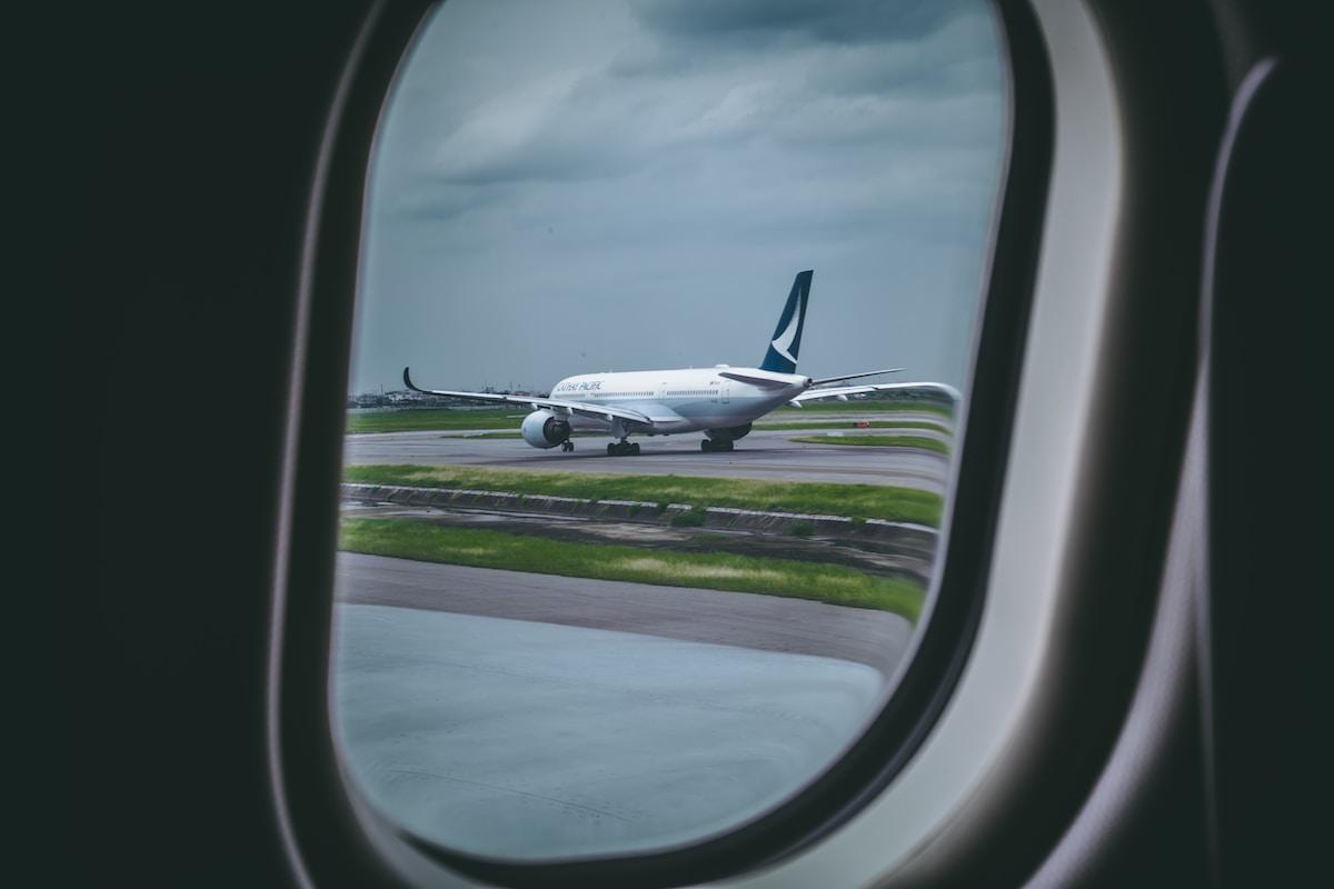 Maskapai asli Hongkong, Cathay Pacific