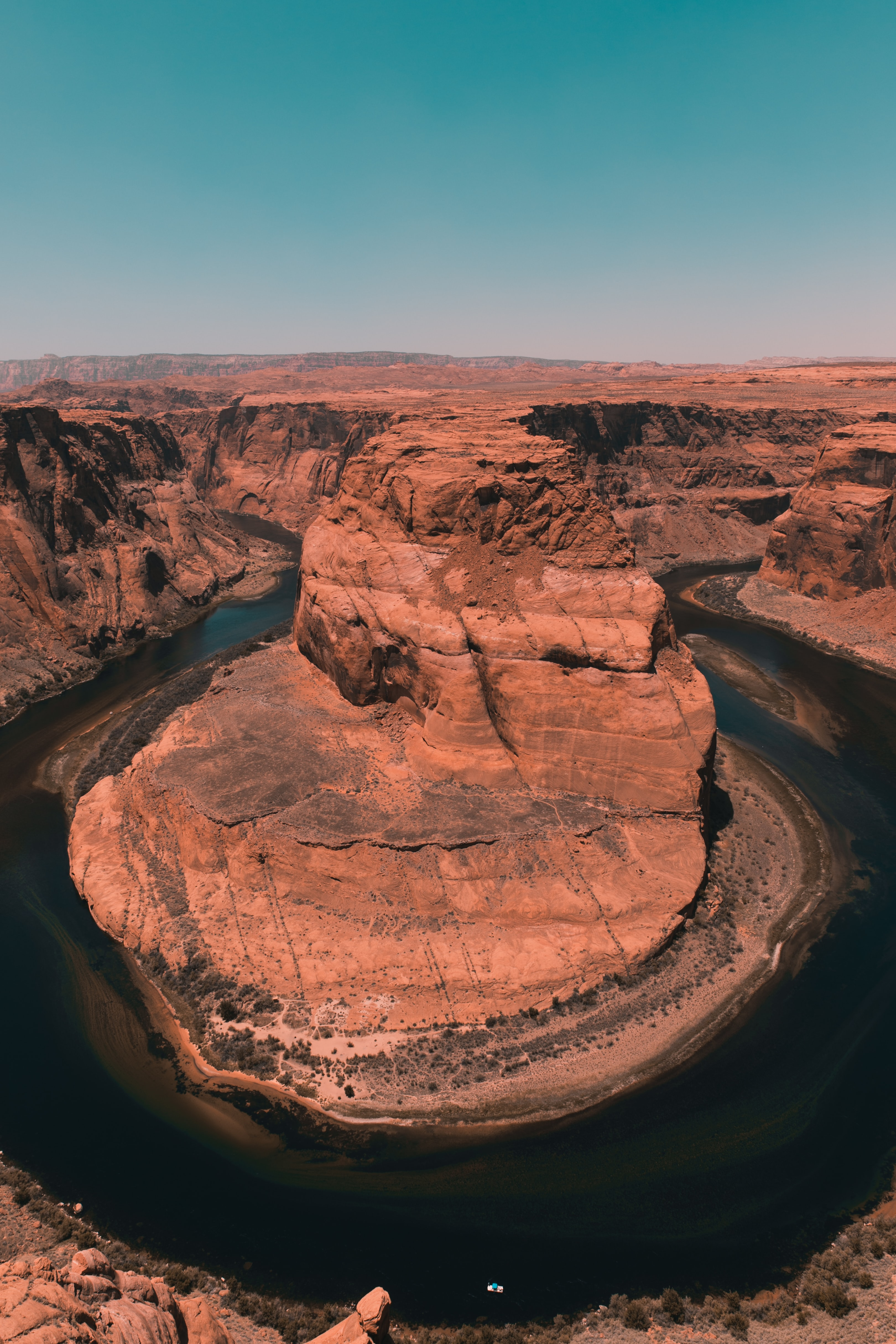 Colorado River, U.S.A.